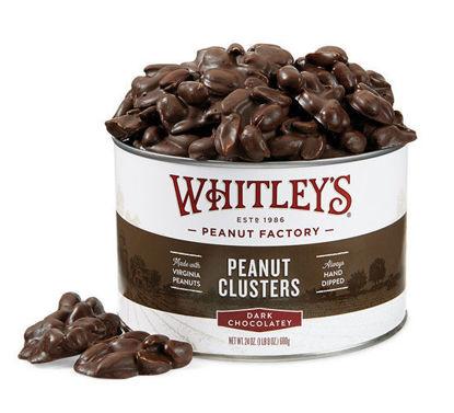 Picture of Dark Chocolatey Peanut Clusters 24 oz.